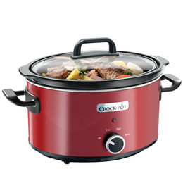 SCV400RD Slow Cooker - Red Reviews