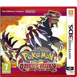 Pokemon Omega Ruby 3DS Reviews