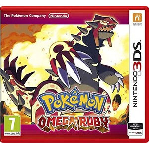 Photo of Pokemon Omega Ruby 3DS Video Game