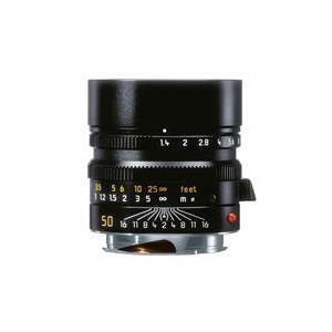 Photo of Leica SUMMILUX-m 50MM F/1.4 ASPH. Lens In Black Lens