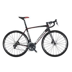 Photo of Bianchi Infinito CV Ultegra DI2 Disc (2015) Bicycle