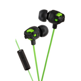 JVC HA-FR201-GEF XX Headphones - Black & Green Reviews