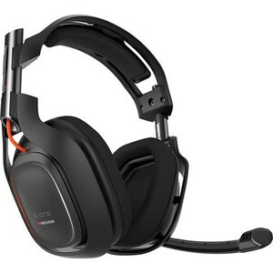 Photo of Astro A50 Dolby 7.1 Surround Wireless System Gaming Headset (Black) Headphone