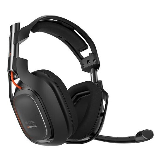 Astro A50 Dolby 7.1 Surround Wireless System Gaming Headset (Black)