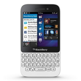 BlackBerry Q5 LTE SIM Free / Unlocked (White)