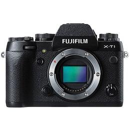 Fujifilm X-T1 Mirrorless Digital Camera Body Only (Black) Reviews