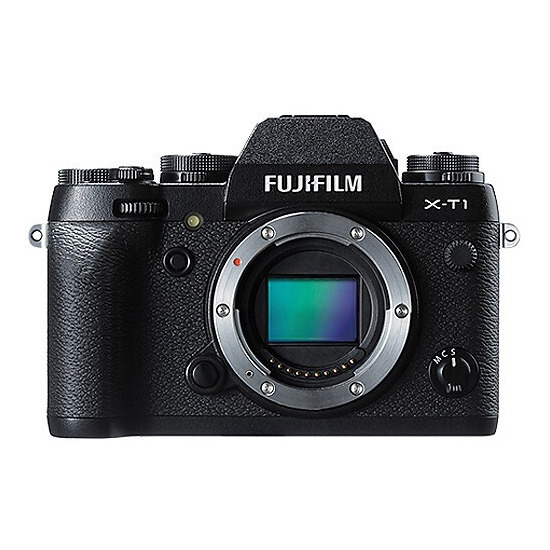 Fujifilm X-T1 Mirrorless Digital Camera Body Only (Black)