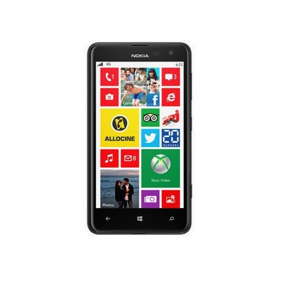 Nokia Lumia 625 SIM Free / Unlocked (Black)