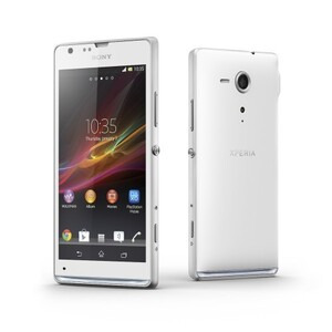 Photo of Sony XPERIA SP LTE C5303 SIM Free / Unlocked (White) Mobile Phone