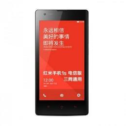 Xiaomi Redmi 1s 4.7-inch 8GB Dual SIM Free / Unlocked (Black) Reviews