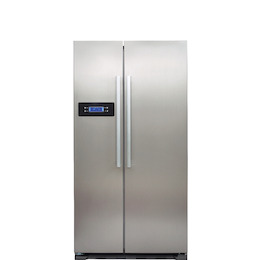 CDA PC50SC Stainless steel look American Fridge freezer Reviews