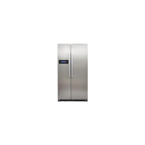 CDA PC50SC Stainless steel look American Fridge freezer