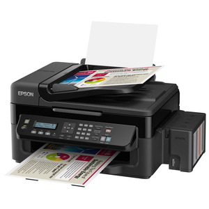 Photo of Epson EcoTank L555 Printer
