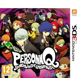 Persona Q: Shadow of The Labyrinth (3DS)