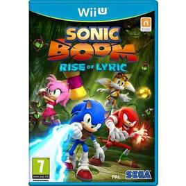 Sonic Boom: Rise of Lyric (Wii U)