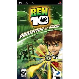 Ben 10: Protector Of Earth (PSP) Reviews