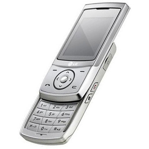 Photo of LG KE500 Dimple Mobile Phone