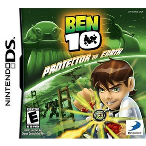 Photo of Ben 10 Protector Of Earth (DS) Video Game