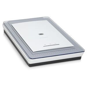 Photo of HP Scanjet G2710 Photo Scanner Scanner