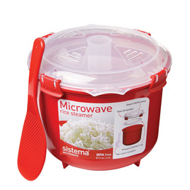 Round 2.6-litre Rice Steamer Reviews
