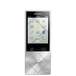 SONY Walkman NWZ-A15S 16 GB Bluetooth MP3 Player with FM Radio - Silver Reviews
