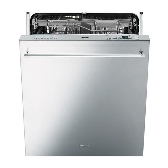 SMEG DI6SS-1 Full-size Integrated Dishwasher