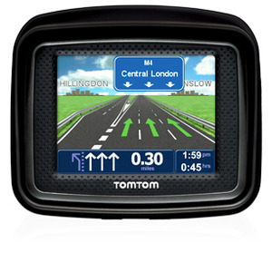 Photo of TomTom Urban Rider Satellite Navigation
