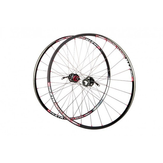 NoTubes Iron Cross Team Wheelset