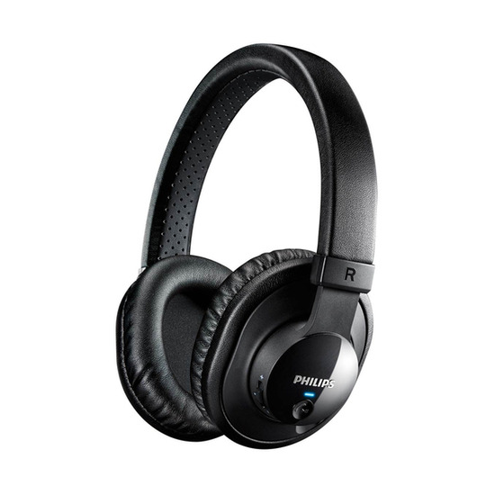Philips SHB7150 Bluetooth Headphones - Black