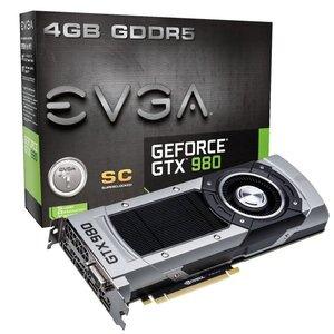 Photo of EVGA GTX 980 04G-P4-2982-KR Graphics Card