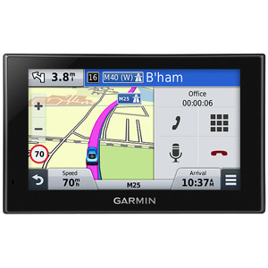 Photo of Garmin NüVi 2599 LMT-D Satellite Navigation