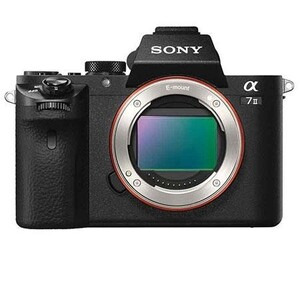 Photo of Sony Alpha A7 II  Digital Camera