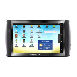 Photo of Archos 70 8GB Tablet PC
