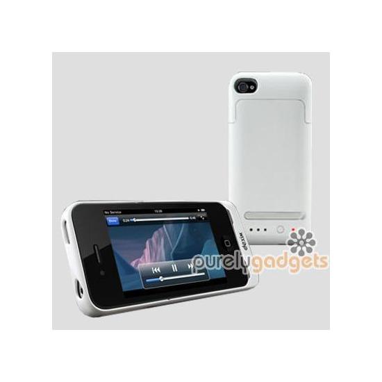 Dexim Super-Juice Power Case for iPhone4