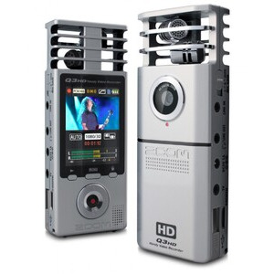 Photo of Zoom Q3HD Camcorder