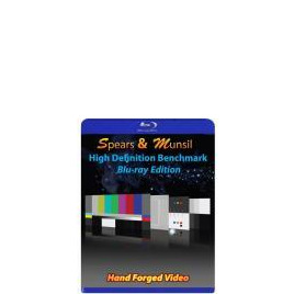 Spears & Munsil High Definition Benchmark Blu-ray Disc Reviews