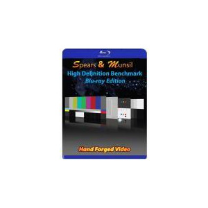 Photo of Spears &Amp; Munsil High Definition Benchmark Blu-Ray Disc DVDs HD DVDs and Blu Ray Disc
