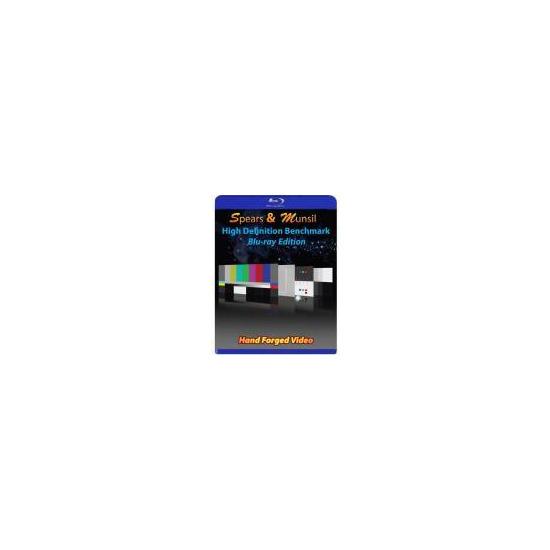 Spears & Munsil High Definition Benchmark Blu-ray Disc