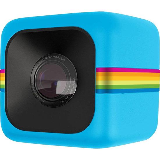 Polaroid POLC3BL Cube Action Camcorder - Blue