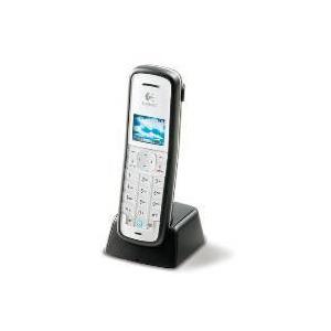 Photo of Logitech Cordless Internet Handset For Skype Computer Peripheral