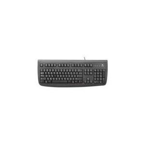 Photo of OEM Deluxe 250 Keyboard - Black - USB FR Keyboard
