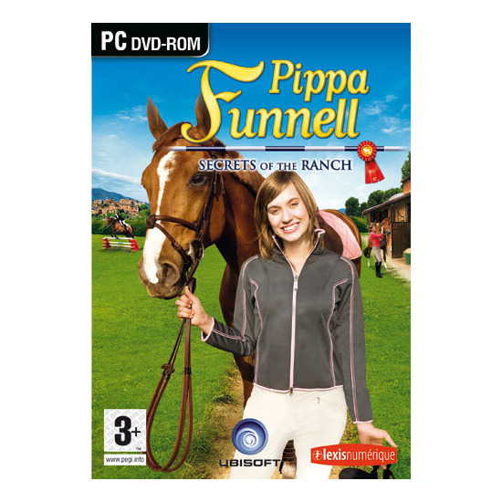 Pippa Funnell: Secrets Of The Ranch (PC)