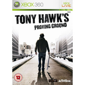 Photo of Tony Hawk's Proving Ground (XBOX 360) Video Game