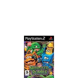 Buzz! Junior Monster Rumble - Game Only (PS2) Reviews