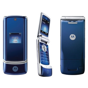 Photo of Motorola KRZR K1 Mobile Phone