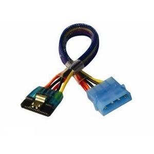 Photo of AKASA SATA 20CM 4PIN Adaptors and Cable
