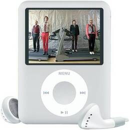 Apple iPod Nano 4GB 3rd Generation Reviews