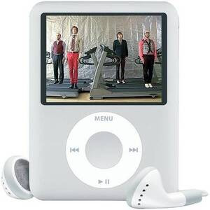 Photo of Apple iPod Nano 4GB 3RD Generation MP3 Player