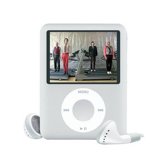 Apple iPod Nano 4GB 3rd Generation