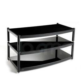 Atacama 3 Shelf TV Stand for up to 60  in Black Reviews
